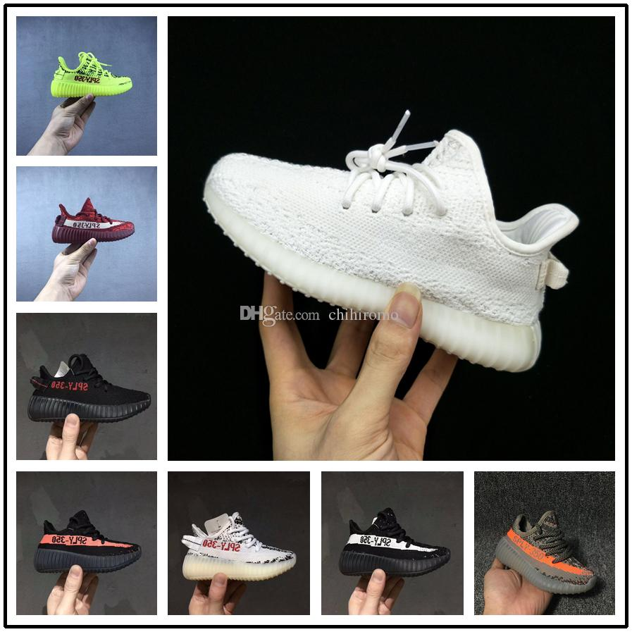 sale retailer 060af 7aabd Acquista Adidas Yeezy Supreme 350 Kids 350 V2 Boys Shoes Store Negozio 350  V2 Shoe, Bambini Youth, Sport Running Scarpa Da Tennis, Sconto Bambini Kid  Shoes ...