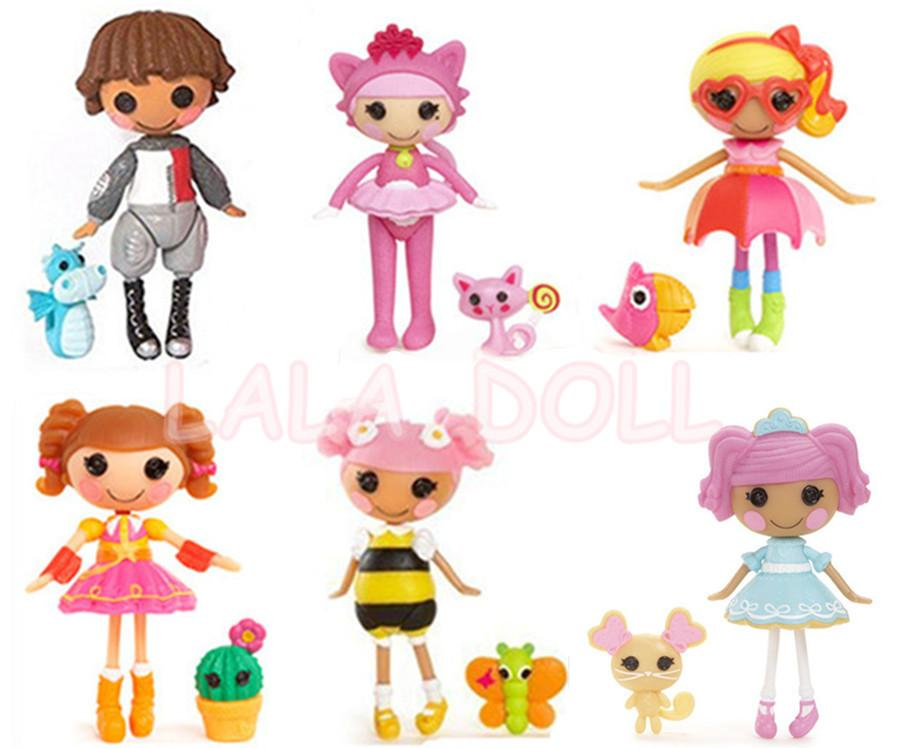 lalaloopsy dolls with the accessories mini dolls for girl s toy