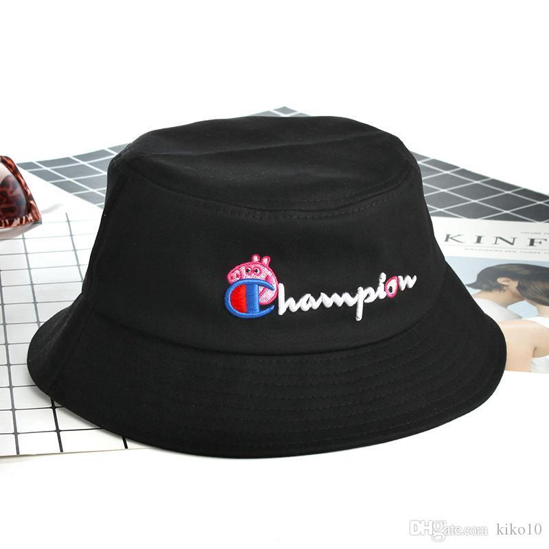 2018 Fashion Bucket Cap New Foldable Fishing Caps Beach Sun Visor Champion  Bucket Cap Sale Folding Man Bowler Cap For Mens Womens Rain Hat Hats In The  ... e75ad0eb2f