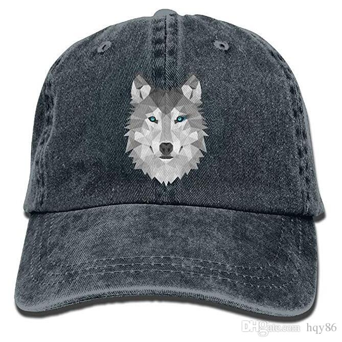 Serious Wolf Adult Cowboy Hat Baseball Cap Adjustable Athletic Creating  Summer Hat for Men And Women Hat Cap Baseball Cap Online with  14.91 Piece  on ... 5bb72fb1d2
