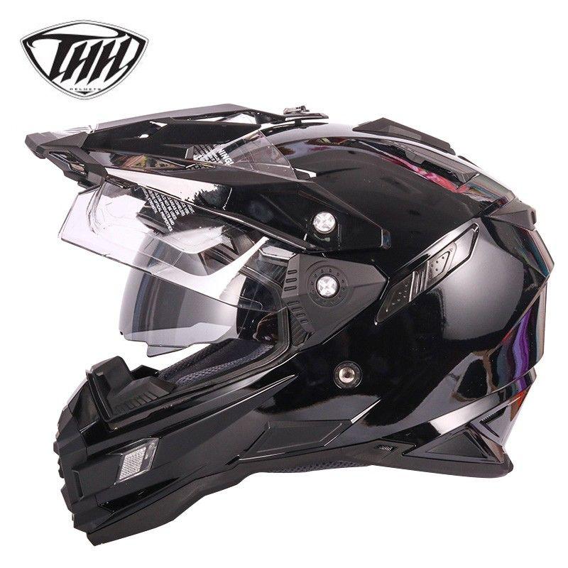 Voorkeur Mens Motorcycle Helmet Motorbike Helmet Motocross Helmets Casque @KY04