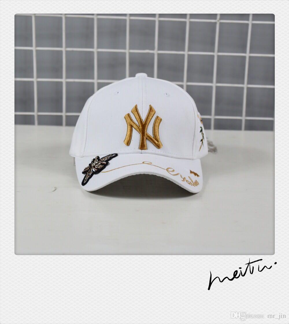 2019 Wholesale 2018 Exquisite Cap 2018 Fashion Baseball Cap Size  Adjustable 949ea227530