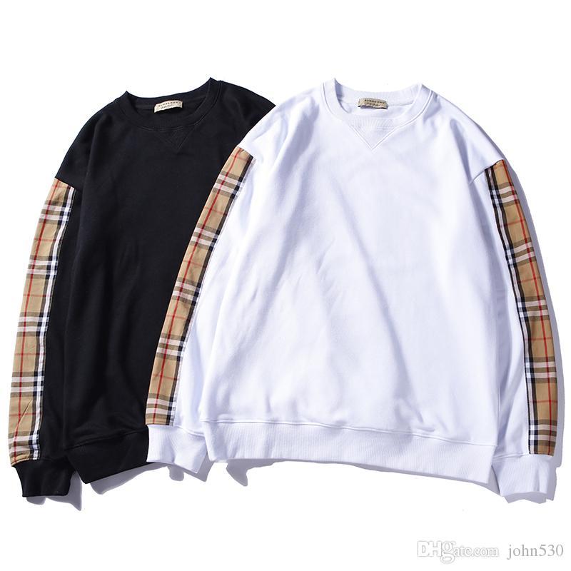 09aef921c6 711 European luxury official website hot embroidery designer hoodie loose  sweatshirt men and women couple sweater