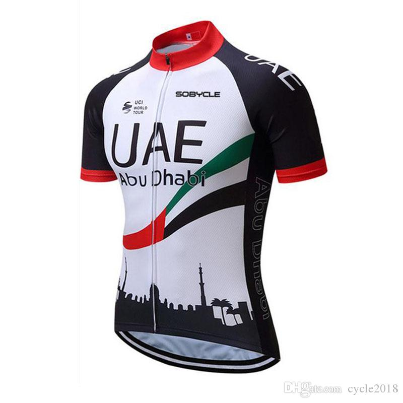 6b3643219 2018 New Cycling Jersey Racing Sport Bike Tops Breathable Cycling ...