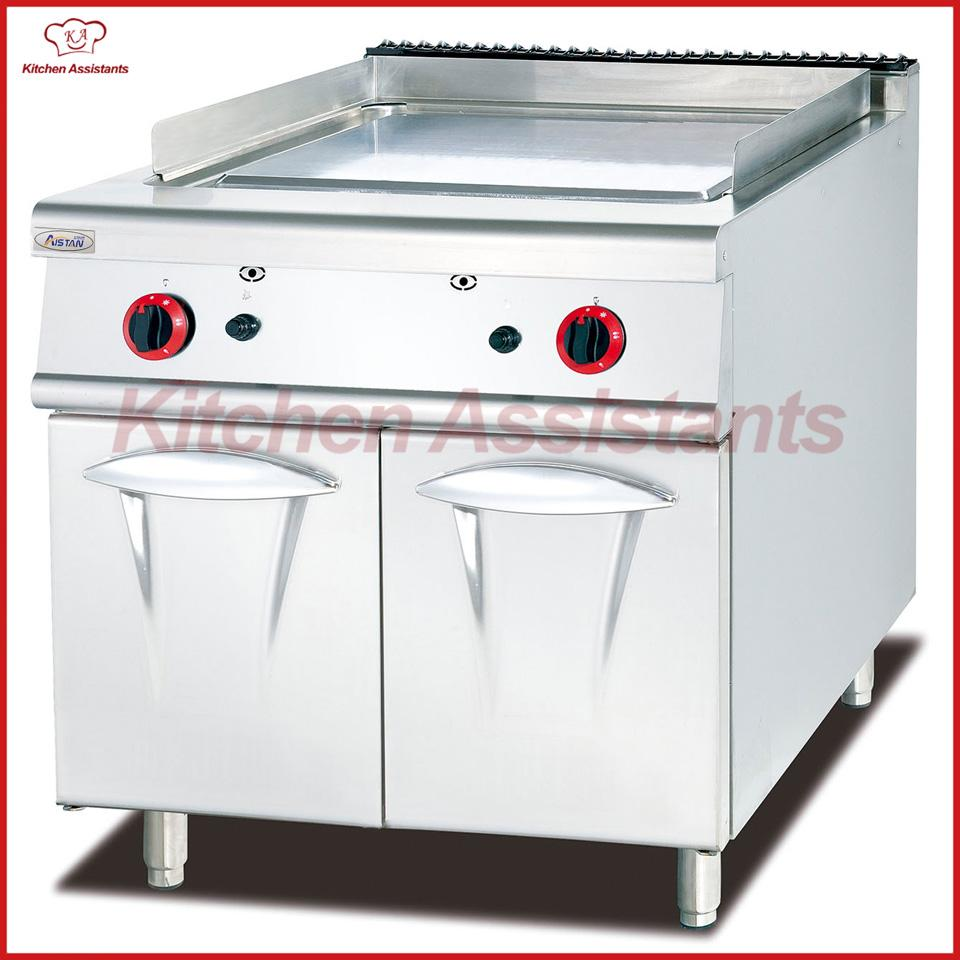 GH986D Free Standing Stainless Steel Gas Griddle with Cabinet ALL ...