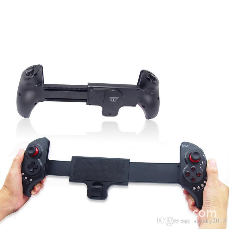 iPEGA PG-9023 Wireless Bluetooth Game Controller Telescopic Gamepads For Android IOS Phone/Pod/Pad 5- 10 inch PG 9023 Gamecube Joystick