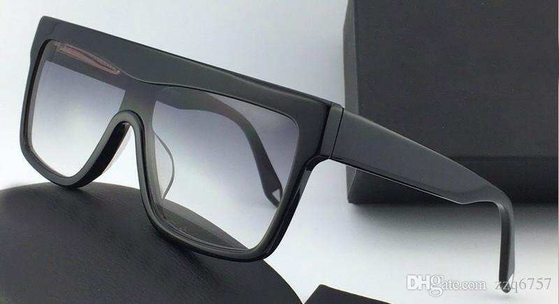 9293e8fdb Compre Nova Marca De Moda Designer De Óculos De Sol Vb 99 Quadrado Quadro  Lente De Conexão Estilo Popular Uv400 Protectin Eyewear Venda Por Atacado  Óculos ...