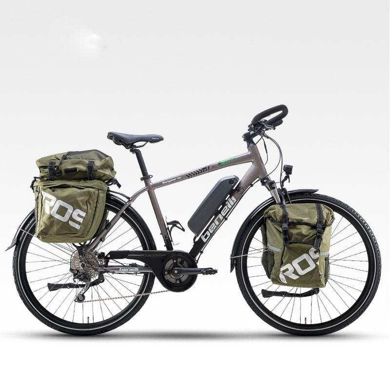 56d5d4f8d Compre Atacado 28 Polegadas MTB Ebike Uxury Viagem Inteligente Bicicleta  Elétrica Bateria De Lítio Motorizado EBIKE Super Longa Vida Bicicletas De  Estrada ...