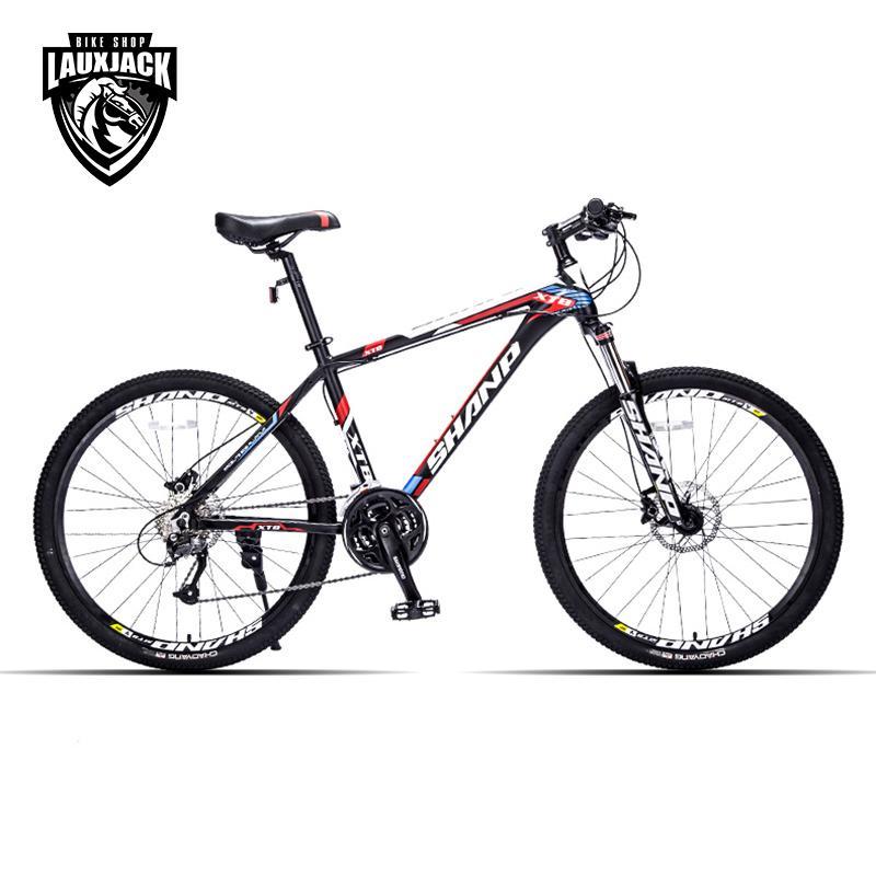SHANP Mountain Bike Aluminum Frame 27 Speed 26 Wheel Hydraulic ...