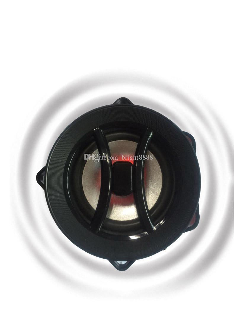 4 inç Bluetooth Hoparlör Açık Taşınabilir Hoparlör Kare Dans Hoparlör Subwoofer