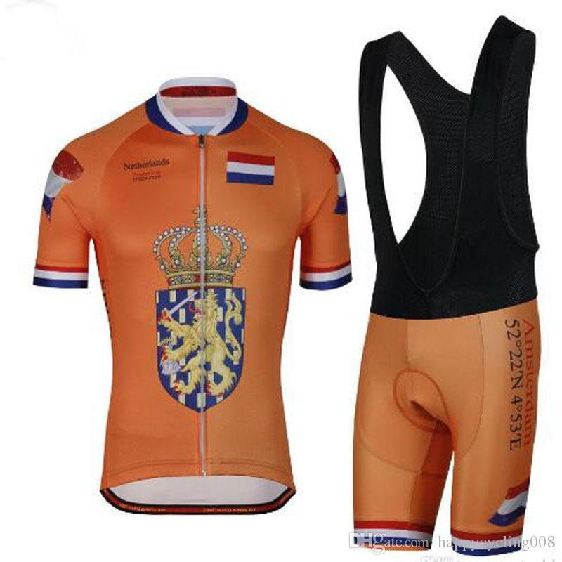 Summer 2018 Team Cycling Jersey MTB Bicicleta Bike Wear Clothes Ropa ... c0ab9469e