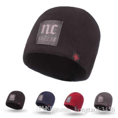 5de708e4c83 WHOLESALE MEN Woolen Caps Winter Warm Hats Outdoor Windproof Caps ...