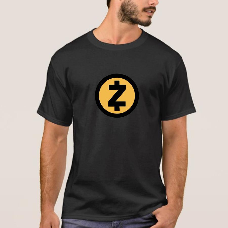 fd534337ce41f1 Großhandel Zcash Zec T Shirt Hülse Harajuku Tops T Shirts Kurzarm Freizeit  Mode Sommer Pop Baumwolle Mann Tee Von Ahourstore