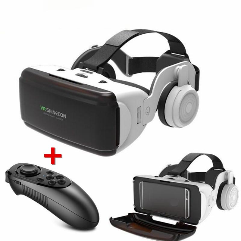 e08c1d66b81a VR Virtual Reality 3D Glasses Box Stereo VR Google Cardboard Headset Helmet  For IOS Android Smartphone