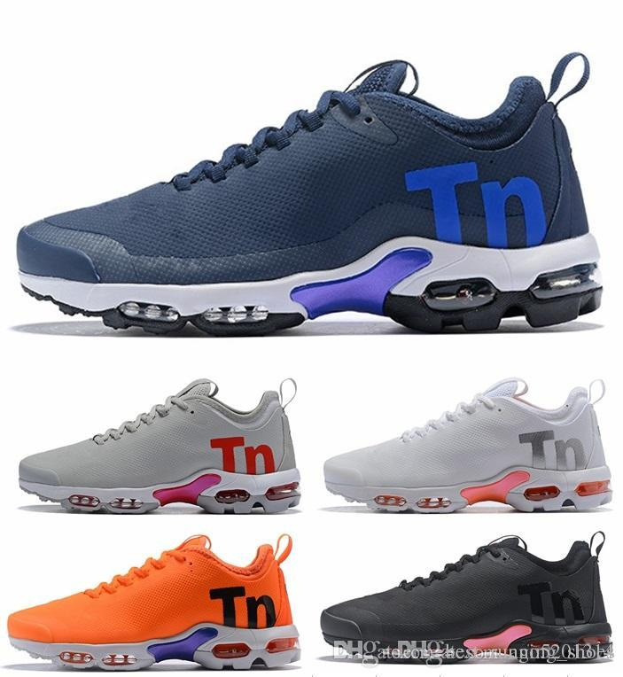 Mercurial Plus Tn 2 Black White Orange Grey Women Mens Running Shoes For  High Quality Trainers TN2 Men Classic Training Sneakers Size 36 46 Running  ... d52cffd9f
