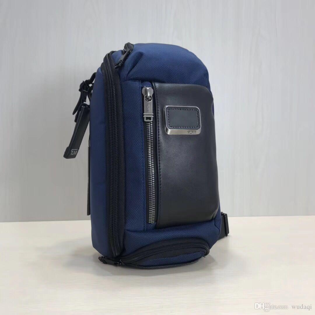 TUMI 232399 Alpha Bravo Men'S Ballistic Nylon Shoulder Bag Waist Bag Chest  Bag 18 New Waist Bags Fashion Handbags Bags For Sale From Wudaqi, $60.92|  DHgate.