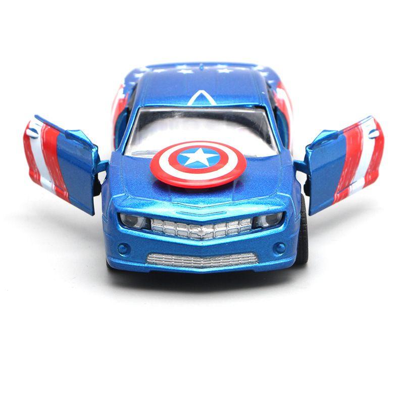 Alliage Pull Back Diecast Modèles de voitures Enfants Haute Simulation Intelligence Véhicules Jouets Pour Enfants Vente Chaude 15 3hx WW