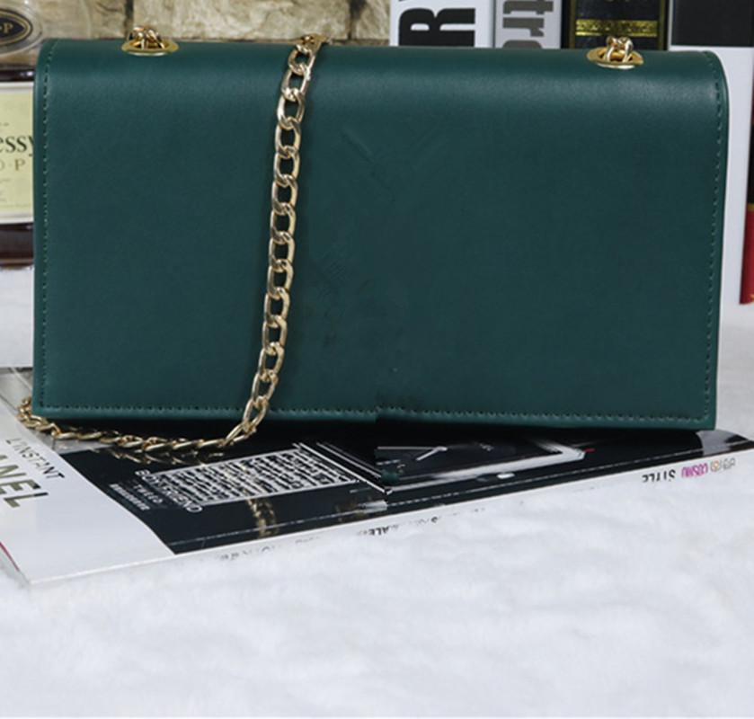 610e5bc80b 2018 Brand Famous Designer Crossbody Bag Women Messenger Shoulder Bags  Fashion Luxury Bag Zipper Chain Crossbody Bag Online with  27.55 Piece on  ...