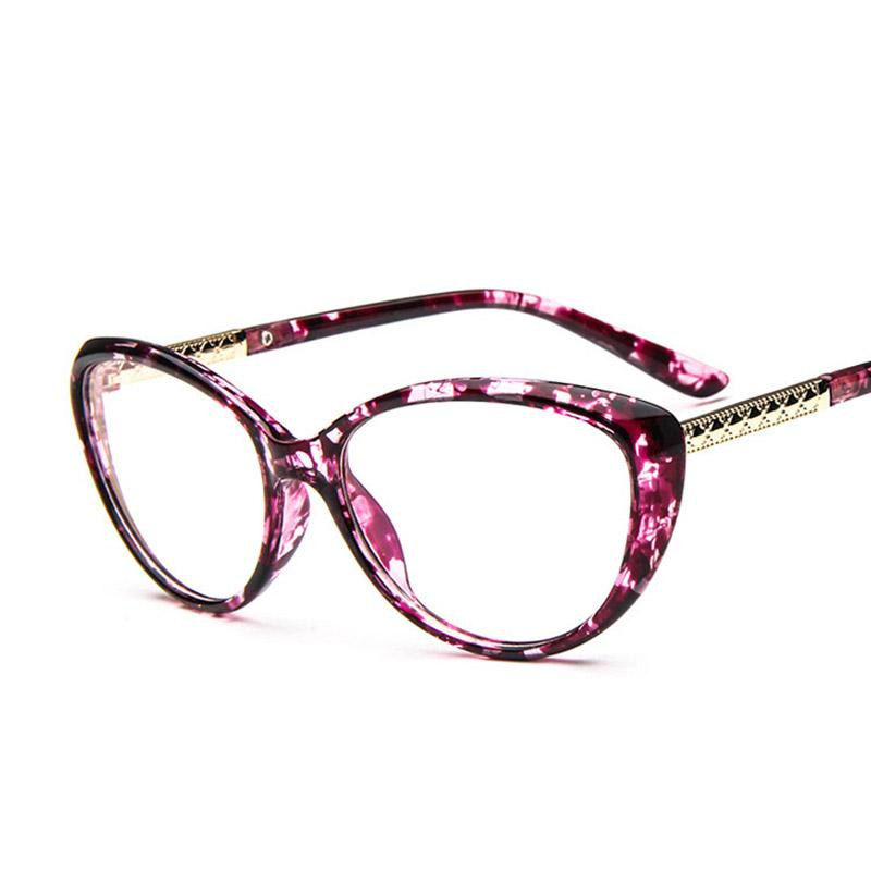 7449321fbdb 2019 Women Retro Cat Eye Eyeglasses Brand Spectacles Glasses Optical  Spectacle Frame Vintage Computer Reading Glasses Oculos From Value222