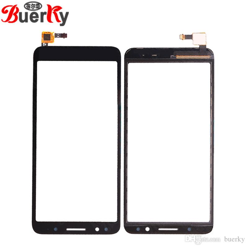 For Alcatel 1X 5059 5059D 5059i Touch Screen Touch panel Digitizer Sensor  Glass free shipping