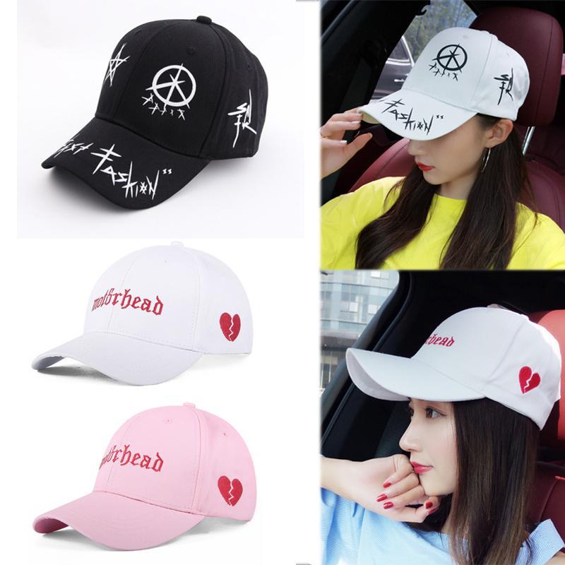 58315118 New 1PC Sun Block Hip-hop Casual baseball cap Korean peaked cap Men Women  Snapback Cotton sun-shade For Boys And Girls