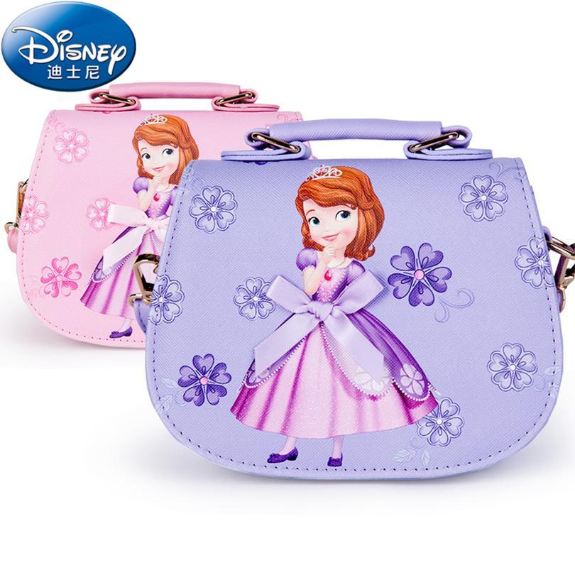 6449b59e54 Frozen Children Messenger Bag Fashion High Quality Sophia Princess Children S  Bag Unique Design Birthday Present For Girl Free Backpacks Free Backpack  From ...