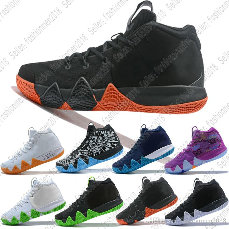 on sale 56f6b b2363 ... france großhandel mit box nike kyrie 4 ep city guardians kyrie irving 4  basketball schuhe männer