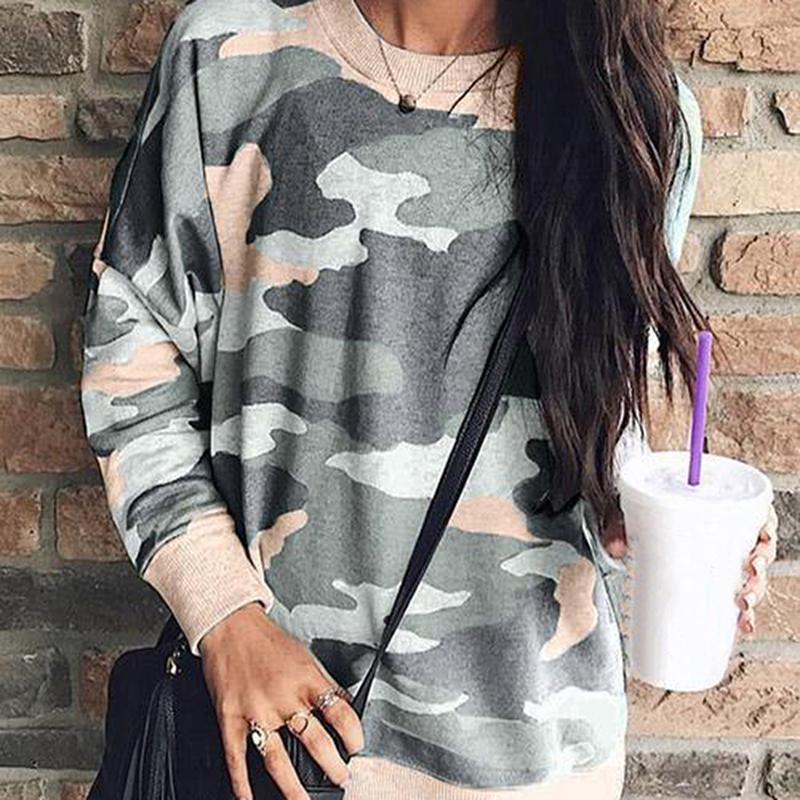 Moda Tumblr 2019 Acquista Donna Oversize Felpa Cappuccio Con 5jcraq34l W2E9HID