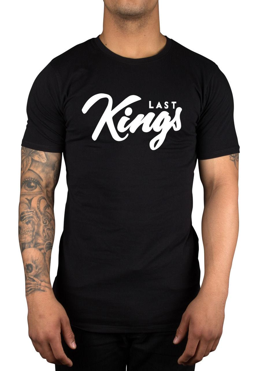 Tyga Last Kings Script T Shirt Rap Ymcmb Rack City Young Money Clothing Offensive Shirts Ringer From Zaeystore 1101