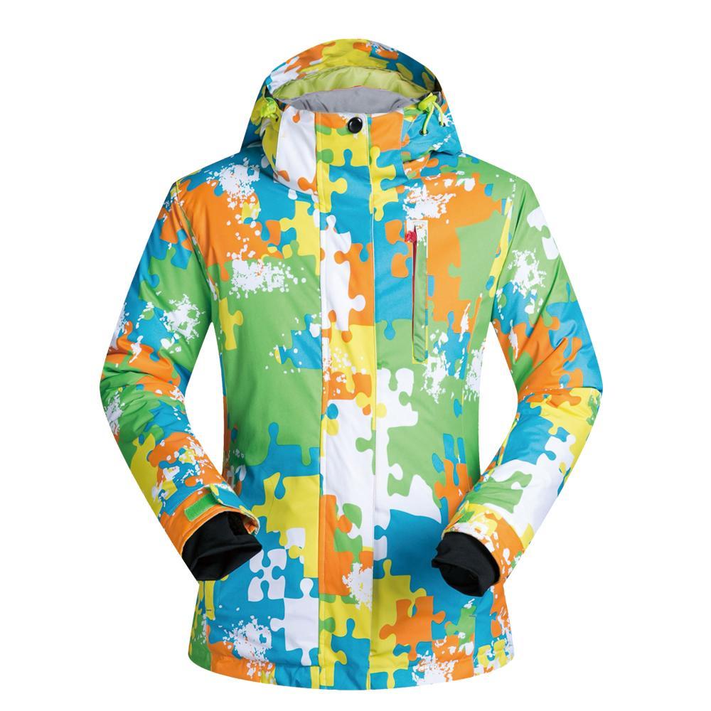 cba7db94b8 New Outdoor Sports Men Ski Jackets Windproof Waterproof Thermal Warm ...
