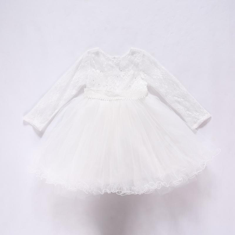 Girls Dresses Summer 2017 Ball Gown Girl Princess Dress High Quality Cotton Children Clothing W Lace Dresses For Girls