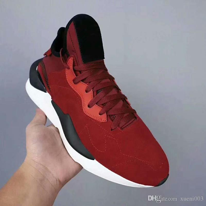 5fd4b94f75f95 New Y-3 Suberou QASA RACER High Sneakers Breathable Men And Women ...
