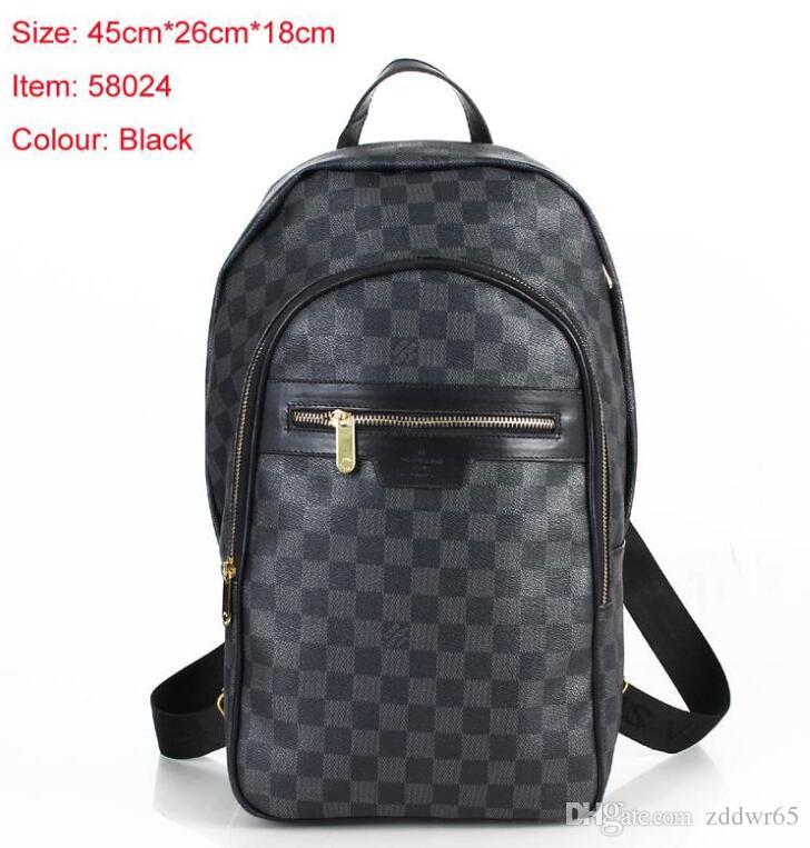 c3285fb436c 2019 New Fashion Brand Women Men Pu Backpack Girl High Quality Cool  Backpacks High School Bag Travel Bags Lady Backpack Handbag Wallet Travel  Backpacks ...