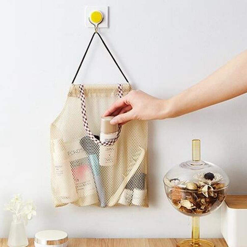 4935c12083c 2019 Kitchen Accessories Reusable Fruit Vegetable Garlic Onion Hanging  Storage Bag Breathable Mesh Bags Organizer From Icelly, $25.21 | DHgate.Com