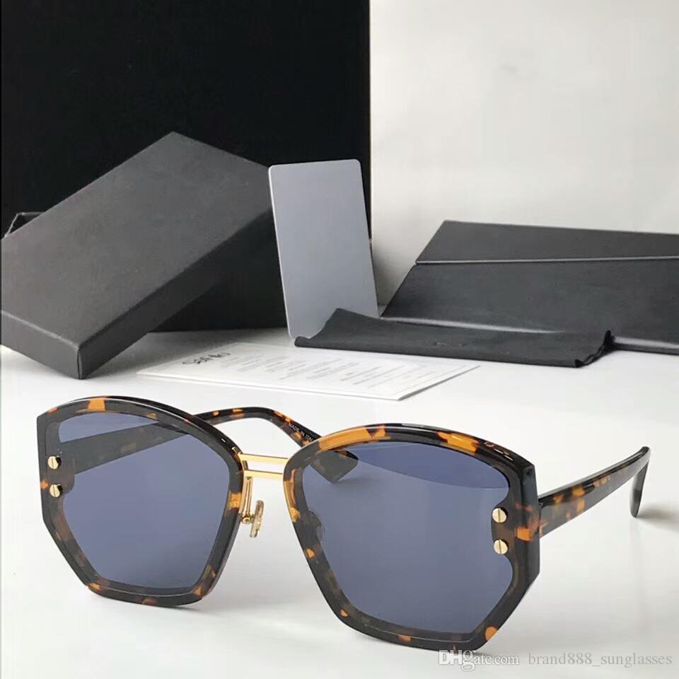 136316ce6 Compre Nova Moda Óculos De Sol Óculos De Sol Addict3 Full Frame Grandes  Rebites Logotipo Óculos Uv400 Lente De Proteção De Alta Qualidade Simples  Óculos Ao ...