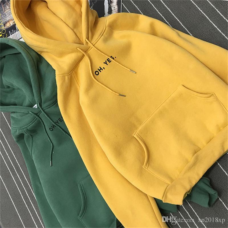 100% authentic 392ab 2dbbb Herbst- und Winter-Pullover, Damen-Hoodies, Sportbekleidung, Baumwolle,  lange Ärmel, Wolljacken, Studentenjacken, Herren- und Damenpullover