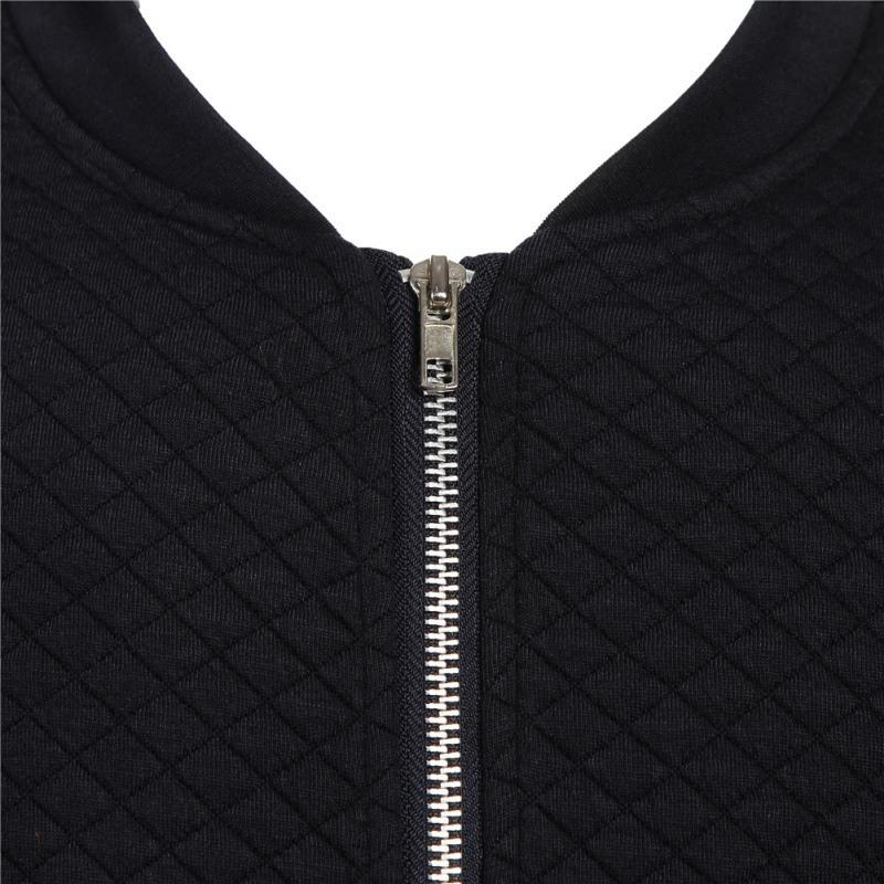 New Brand 2017 Winter Jacket Men Baseball Collar Trend Zipper Slim Fit High-Quality Casual Mens Jackets And Coats M-XXL