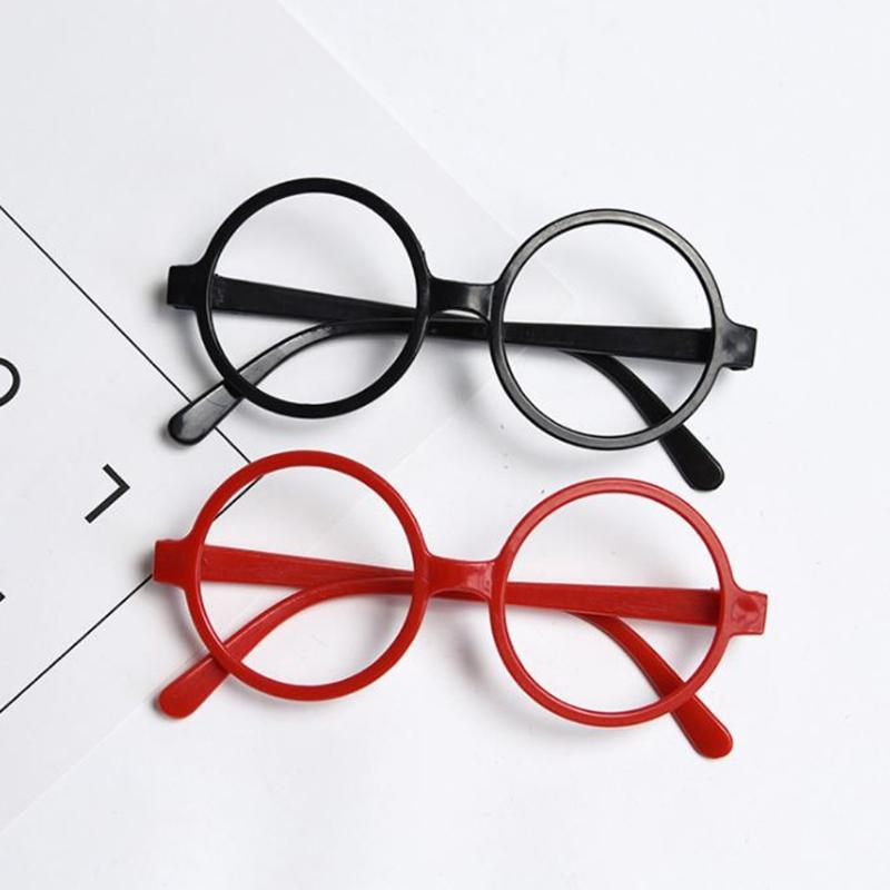 a600d8d81a 2019 Kids Harry Potter Glasses Frame Round Spectacle Frames Harry Potter  School Boy Glasses Frame Without Lenses Kids  Sunblock GGA963 From ...