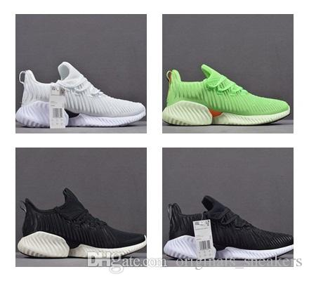 ec73e76b6 2018 Hot Sale New Arrival Alphabounce Instinct CC W Mens Womens Running  Shoes Sports Green White Alpha Bounce Trainers Sneakers Size 36 45 Men  Running Shoes ...