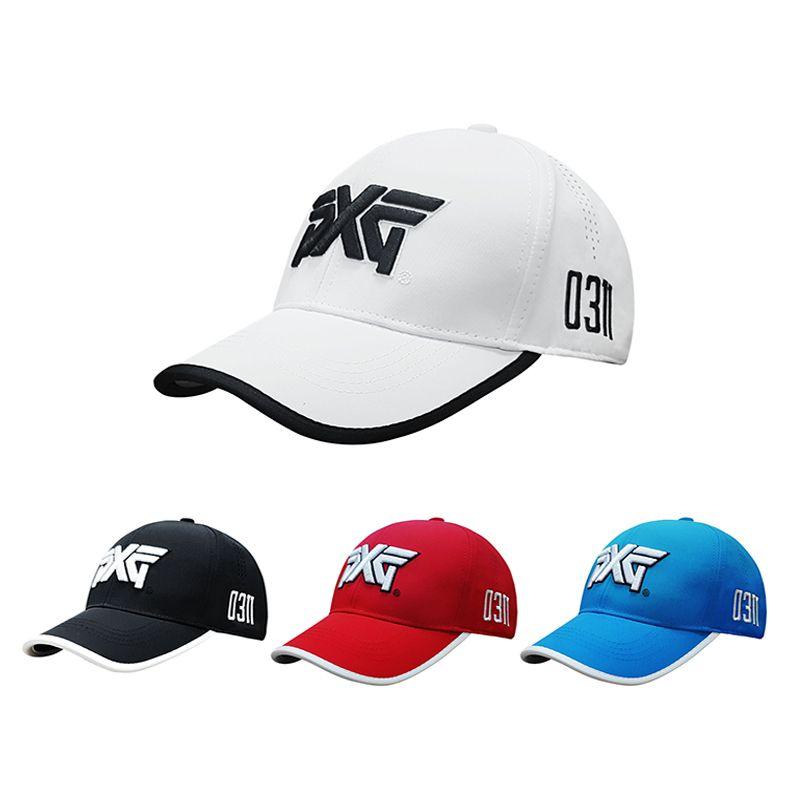fe3f7771cef 2018 New PXG Golf Cap Cotton Golf Ball Hats High Quality Sports Golf ...