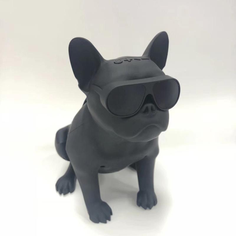 Audio-docks & Mini-lautsprecher Tragbare Geräte & Kopfhörer Supply Bulldogge Form Lautsprecher Tragbare Drahtloser Bluetooth Speaker Für Smartphone
