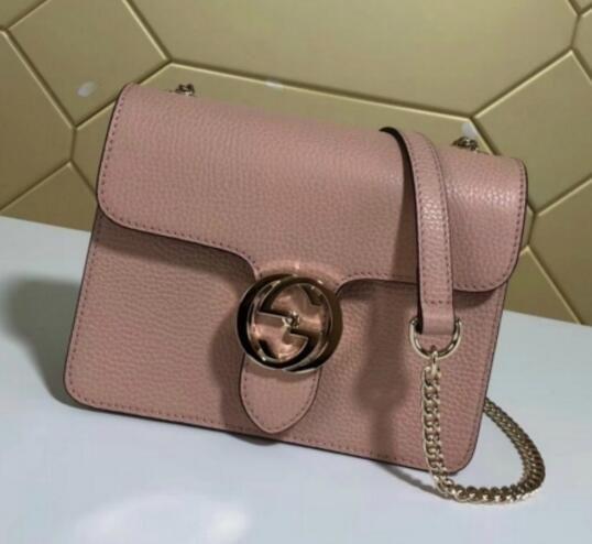 TOP NEW ORIGINAL 510304 BARE PINK WOMAN SHOULDER BAG Hobo HANDBAGS ... f1f7e5ff839c