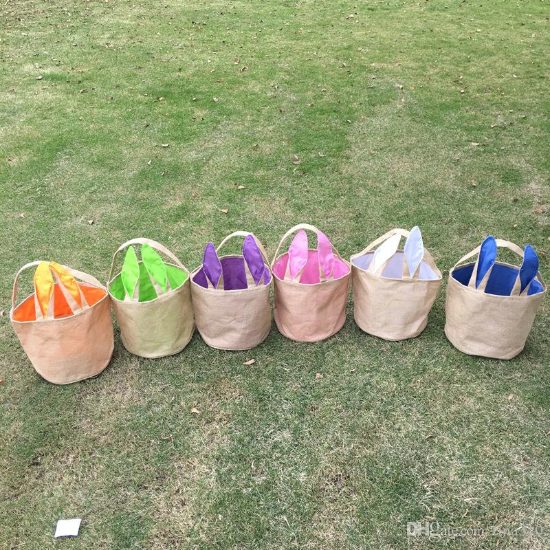 2018 easter gift bag rabbit easter ears bags linen canvas storage 2018 easter gift bag rabbit easter ears bags linen canvas storage bags rabbit basket gifts box for easter party ib657 from tina310 404 dhgate negle Gallery