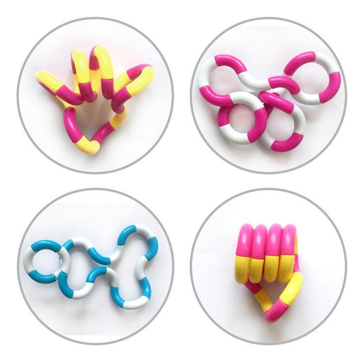 Fidget Fiddle Adulto Anti Stress Hand Sensory EDC Decompression Toy bambini Autism Finger Training Articoli novità T1I591