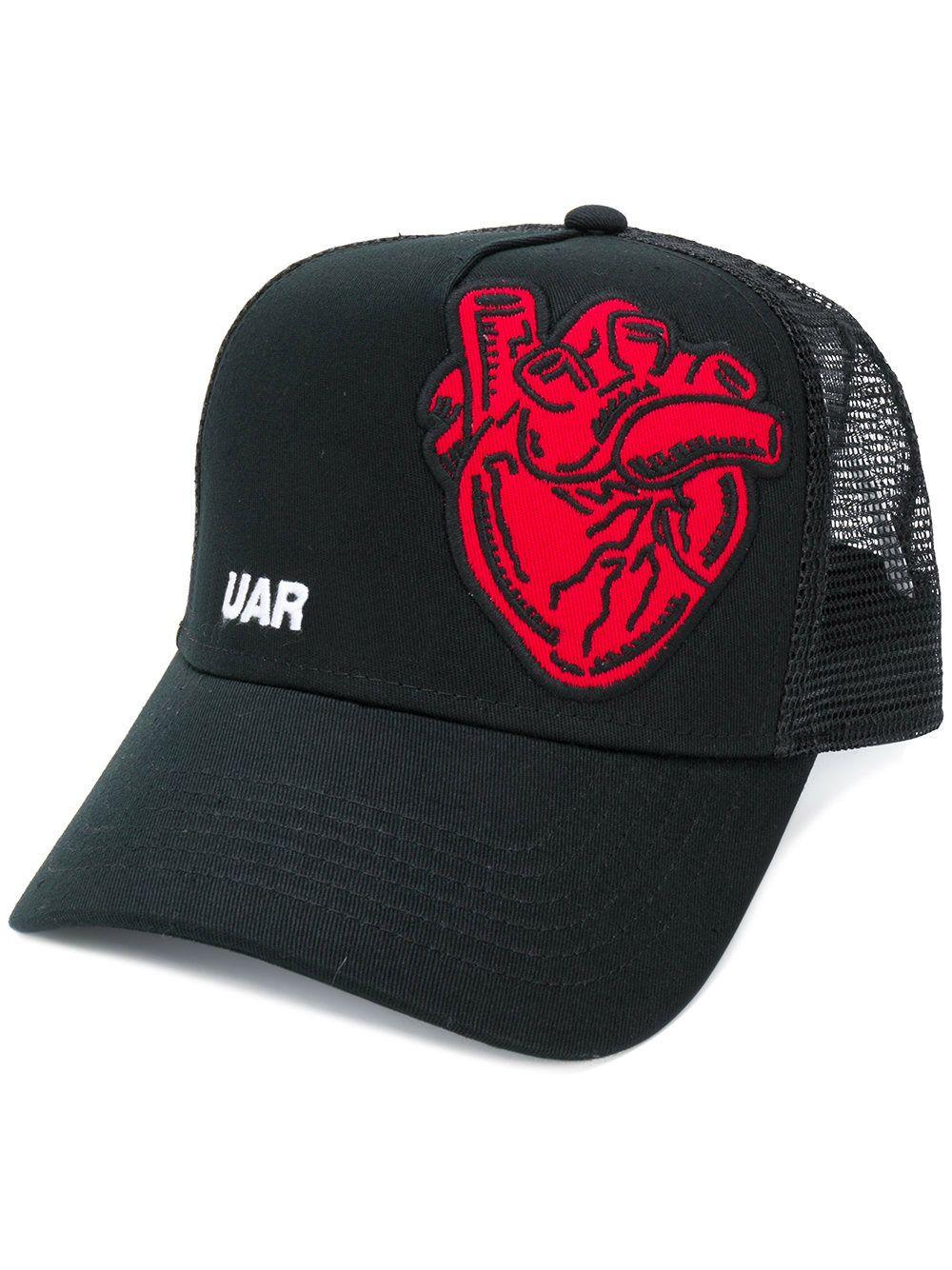 1e298763a8e8a Fashion Cap Baseball Cap Snapback Hat Red Heart Embroidery Casquette ...