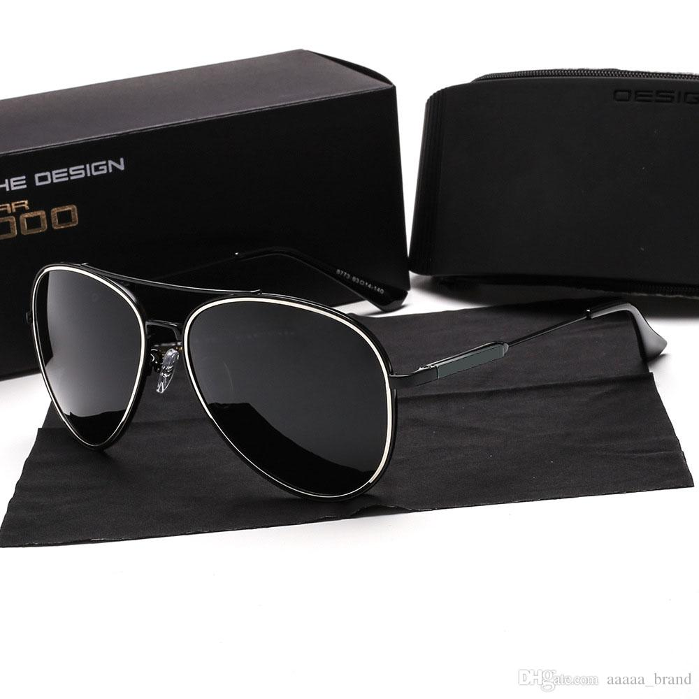 1c494692d5 Brand Designer Polarized Sunglasses Man Cool Sun Glasses Men UV400  Protection Goggle Eyewear Accessories For Men