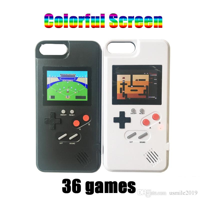 coque iphone x retro gaming
