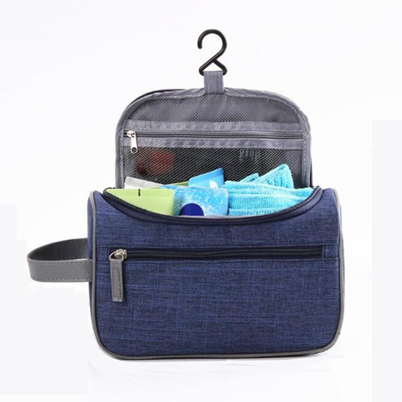 Men S Cosmetic Toiletry Bag Travel Portable Necessarie Wash Tools