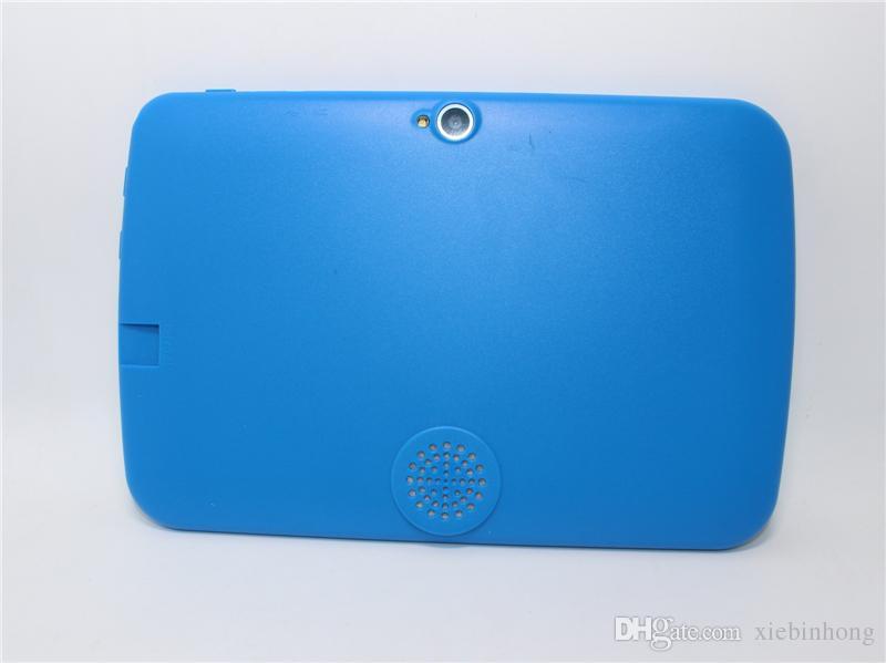 Vendita! 7 pollici AllWinner A33 Q88pro Tablet PC bambini Android 4.4 512 MB + 8G Quad core crash proof regalo colorato bambini compresse
