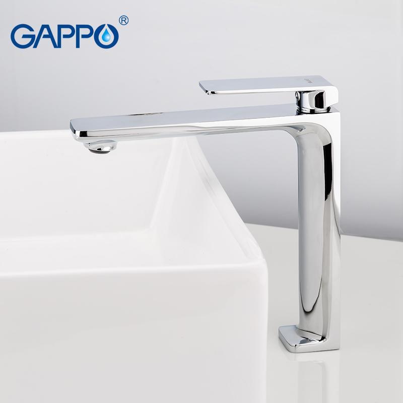 2019 Gappo Basin Faucet Waterfall Faucet Bath Tub Mixer Deck Mounted